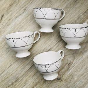 Mikasa Tea Cups Precious Gem Jewelry Collection!